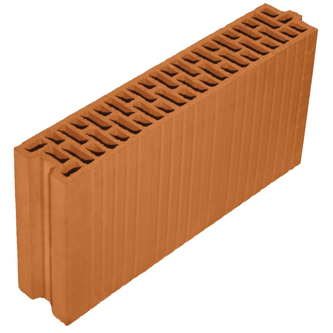 Porotherm 10 N+F Profi brick